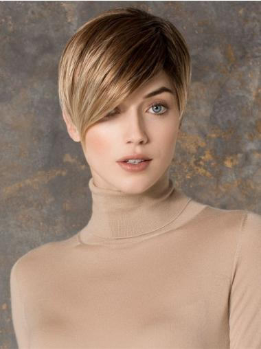 Best Synthetic Hair In UK Boycuts Cropped Length