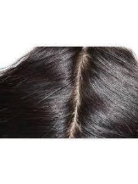No-Fuss Black Long Wavy Lace Closures